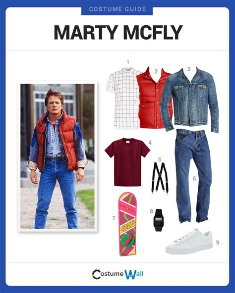 women s marty mcfly costume 143 best halloween costumes images on pinterest costumes