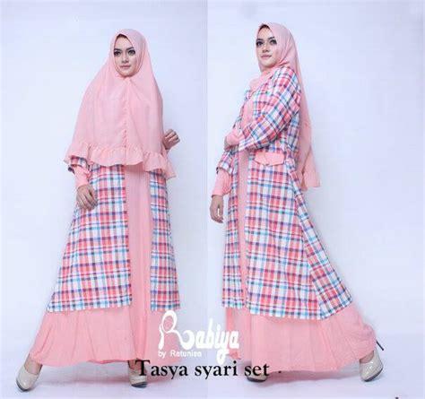 Shiren Set Salem Grosir Baju Muslim Baju Gamis Baju Murah tasya syar i baju muslim gamis modern