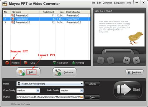 video file format supported by powerpoint 2007 how to play powerpoint on aquos pad sht21 with the help of