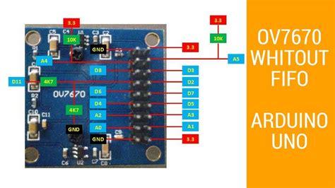 tutorial arduino uno youtube tutorial arduino sensor camera ov7670 with arduino uno