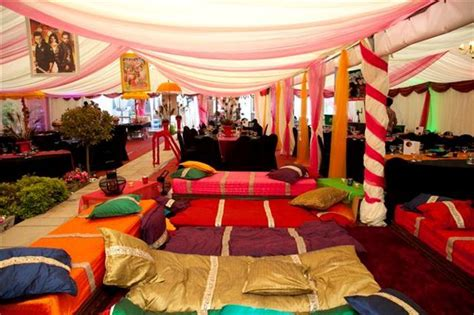 bollywood theme parties countess marquees