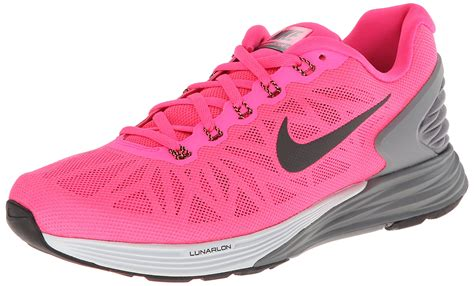 nike pink running shoes womens galleon nike s lunarglide 6 running shoes 8