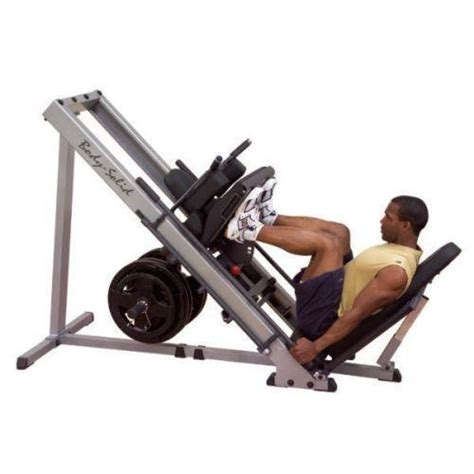 leg bench press leg press machine gym workout yoga ebay