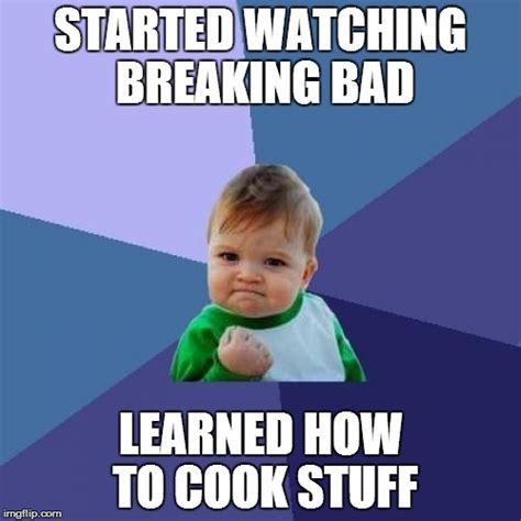 Bad Cooking Memes - success kid meme imgflip