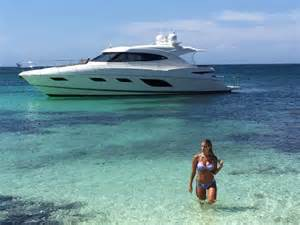Worth Avenue by Riviera 6000 Sport Yacht Is A 63 4 Quot Riviera Cruiser For