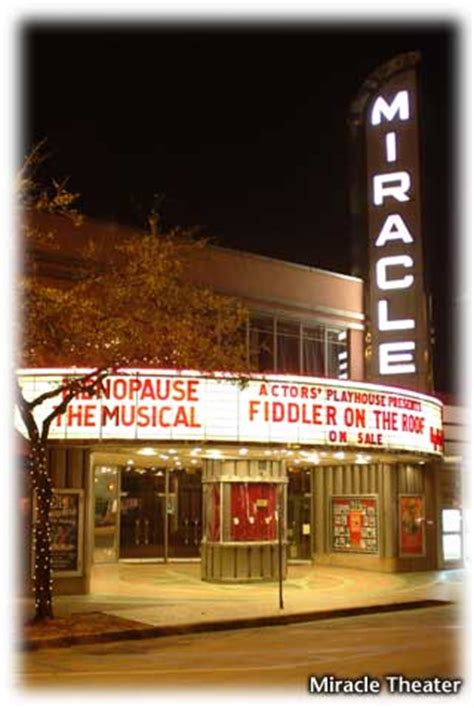 theater coral gables fl great gables guide