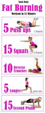 total burning workout in 15 minutes burning