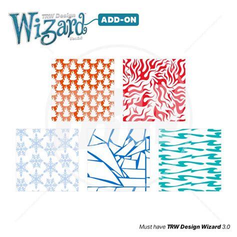 pattern magic vol 4 trw magic pattern pack vol 4 fire ice for design wizard