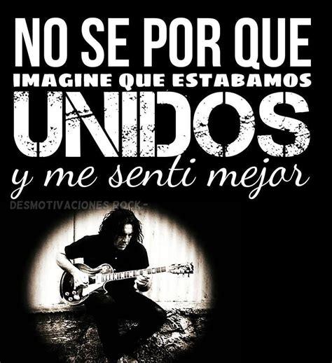 imagenes rockeras tristes frases de rock nacional argentino grandes frases del
