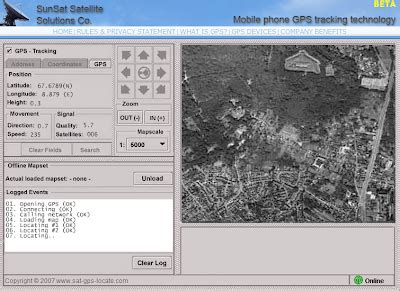 any mobile tracker my trace the location of any mobile phone