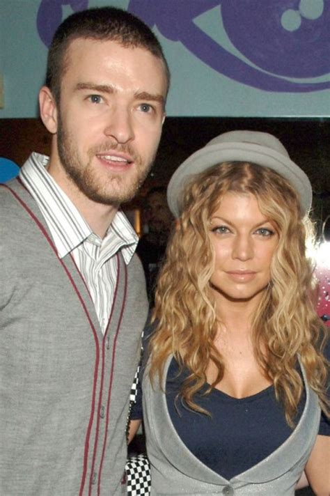 Fergie Performs With Justin Timberlake by 20 Couples De Improbables Qui Ont Pourtant Exist 233