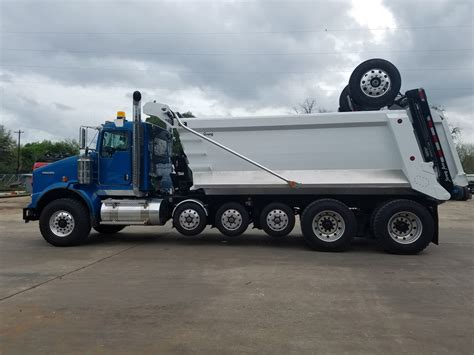 kenworth super truck super dump super 18 dump truck for sale 2017 kenworth t800