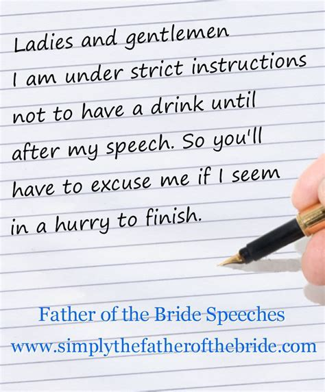 Father of the Bride Speeches    Tha Wedding Dress Ideas