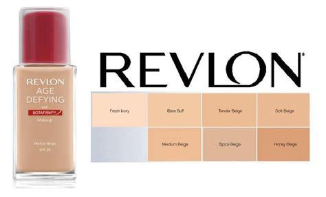 Revlon Age Defying Foundation myotcstore best age defying makeup foundation for