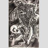 Japanese Demons | 1006 x 1600 jpeg 397kB