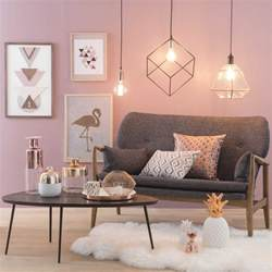 House And Home Decorating 23 Best Copper And Blush Home Decor Ideas And Designs For 2017