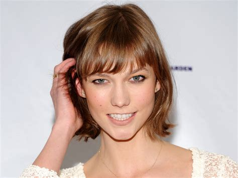 karlie kloss haircut stylenoted hair cut of the year the karlie
