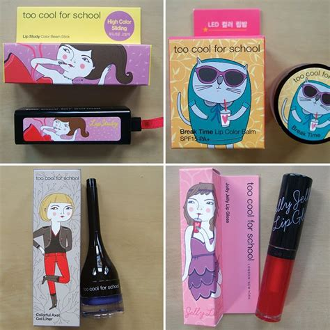 Makeup Cool For School Cool For School Korean Cosmetics From B2b