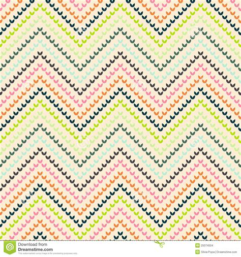 pattern warm color zigzag pattern in warm color stock images image 25074504