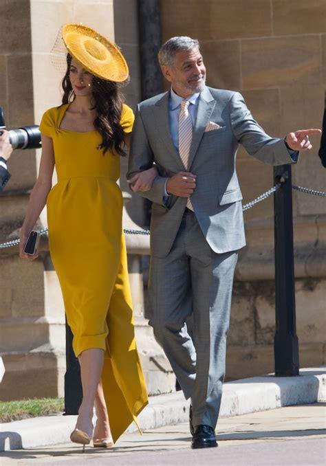 hochzeitskleid amal clooney amal clooney s royal wedding dress just stole the show