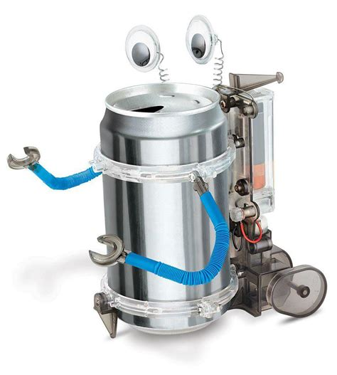tin can robot 4m tin can robot