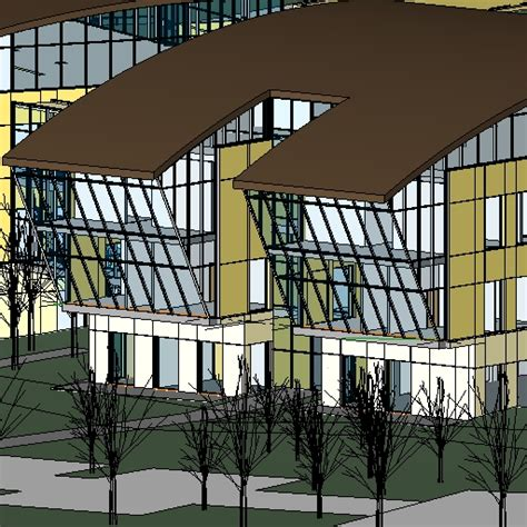 slanted curtain wall revit 302 found
