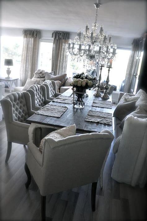 Velvet Dining Room Chairs interi 248 r blogg villa paprika kitchens pinterest