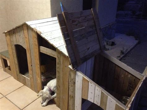 cost to build a dog house diy tutorial how to build a pallet dog house 101 pallet ideas