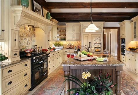 Custom Kitchen Design Ideas by 24 Traditional Kitchen Designs