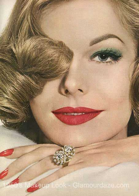 hair and makeup in the 1950s 17 best images about 1950s makeup hair on pinterest