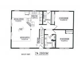 Free Printable House Blueprints by Free Printable Home Plans