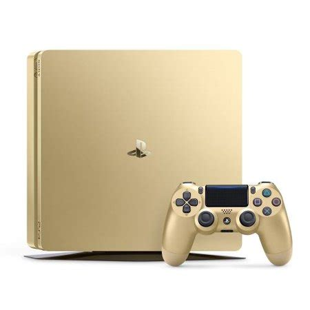 ps3 gaming console sony playstation 4 slim 1tb gaming console gold 3002189