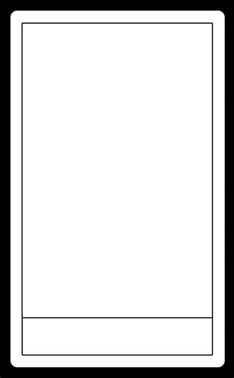 Tarot Card Template Illustrator by 524 Best Images About Bos Blank Pages On