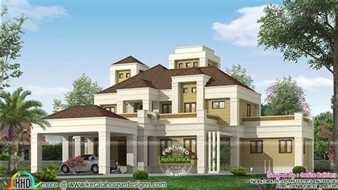 colonial home plan kerala home design bloglovin