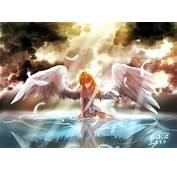 Art Girl Ange Wallpaper  Anime Better