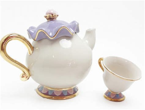 beauty and the beast pot mrs pot and chip beauty and the beast tea pot tea cup