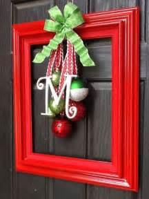 door ornaments 25 unique outdoor decorations ideas on