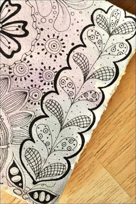 doodle fill 17 best images about zentangle fill patterns on