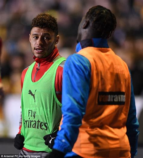 arsenal youth arsenal star ox says win at sutton was all that mattered