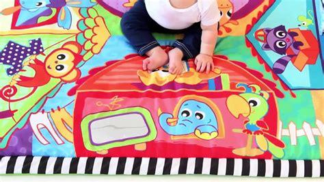 playgro happy neigborhood mat baby koter