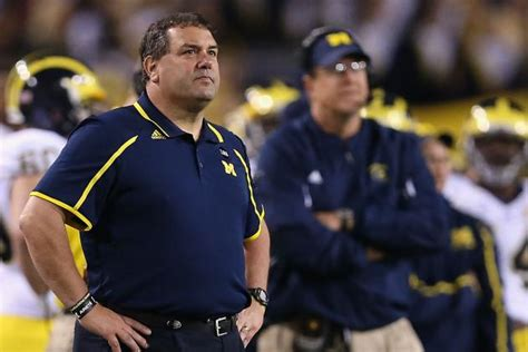 the hoke michigan football brady hoke bets the farm on current