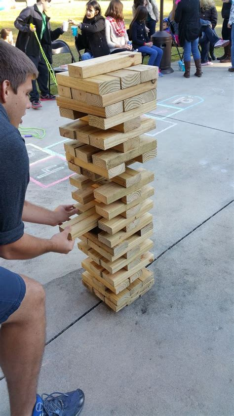 patio jenga 80 best images about outdoor games on pinterest life
