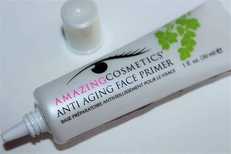 Review Mojo Cosmetics 2 by Amazing Cosmetics Anti Aging Primer Review Really Ree