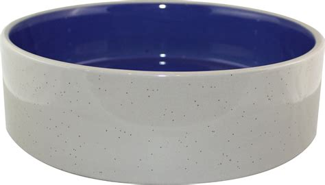 pet dish m ethical pet stoneware crock pet dish 9 5 inch chewy