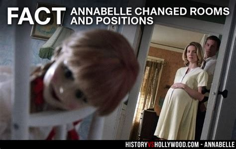 annabelle doll backstory anabelle story story