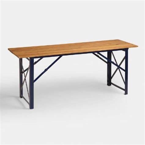 peacoat garden dining table world market
