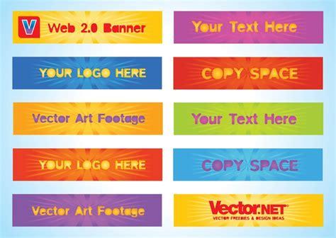 scaricare web gratis banner web gratuito scaricare vettori gratis