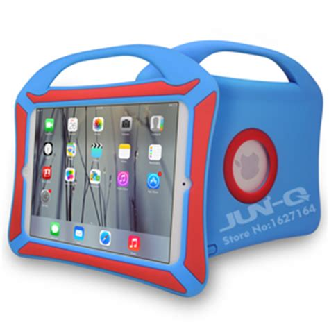 Tablet Anak soft silicone gel rubber shock proof cover