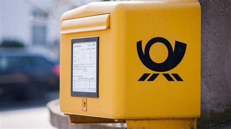 deutsche post porto fuer standardbriefe soll angeblich