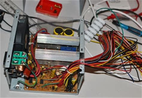 dummy load resistor psu turning an pc atx power supply into a bench psu electronicle